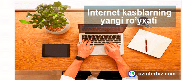 Internet kasblar