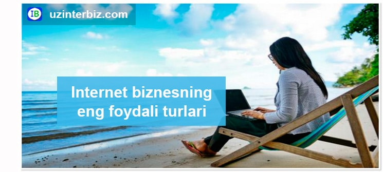 Internet biznes turlari