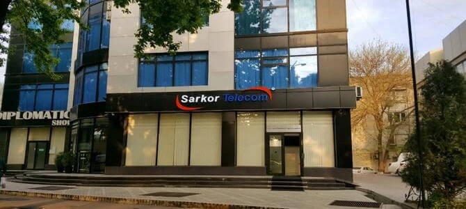 sarkor telekom kompaniyasi