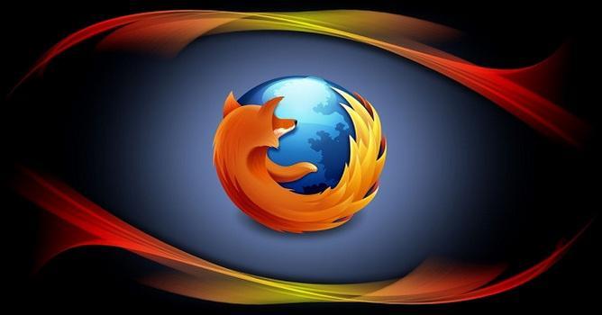Firefox brauzeri