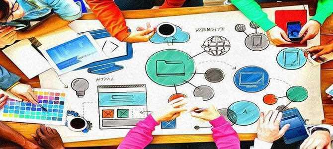 Web dizayne kasbining xususiyatlari