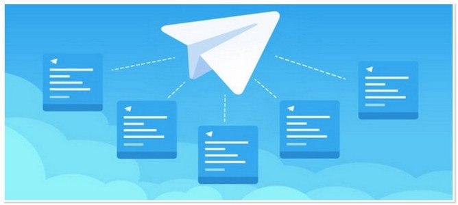 Telegram kanal degani nima o'zi