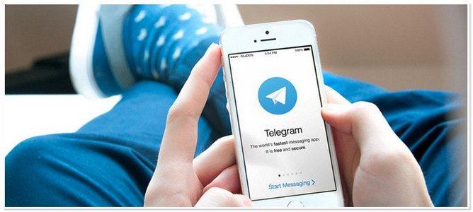 Telegram kanal ochish