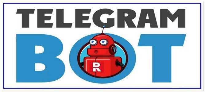 Telegram bot turlari
